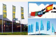 Fotos de Banderas y Mástiles VDK