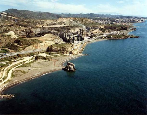 Playa Fábrica del Cemento