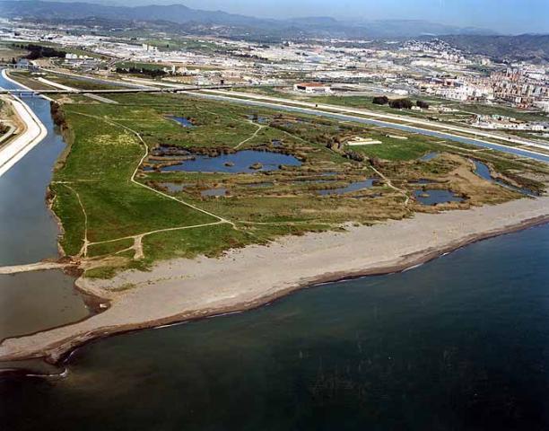 Playa Guadalhorce